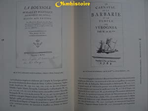 La plume et le plomb : Espace de l'imprimé et du manuscrit au siècle des Lumi&...