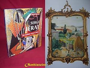 Serge Férat, Un cubiste russe à Paris: WARNOD ( Jeanine
