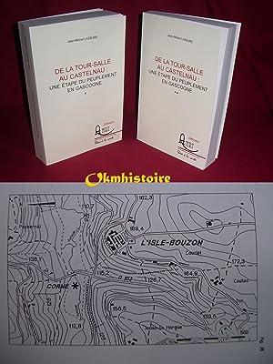 DE LA TOUR-SALLE AU CASTELNAU : UNE ETAPE DU PEUPLEMENT EN GASCOGNE. Les fouilles Arché...