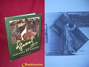 KJARVAL - Paysages et Figures ----------- Catalogue: RIOTTOT EL-HABIB (