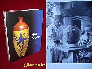 MIRÓ - ARTIGAS Ceramics : Catalogue raisonné: Joan Punyet Miró