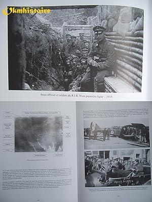 LA CHAPELOTTE , 1914-1918, secteur oublié du front de Lorraine entre le Donon et Raon-l&#x27...