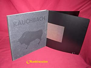 RAUCHBACH - Sédiments de Lumière // The Remnants of Light -------------- ...