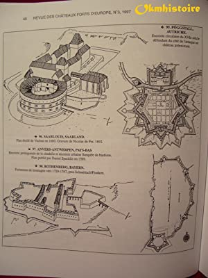 La fortification en Allemagne de la protohistoire au XIXe siècle ----- [ Castrum Europe N&...