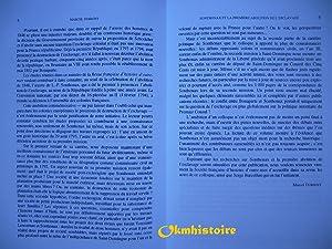 Léger-Félicité SONTHONAX . La première abolition de l'esclavage . ...