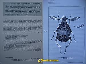 Les coléoptères des denrées alimentaires entreposées dans les ré...