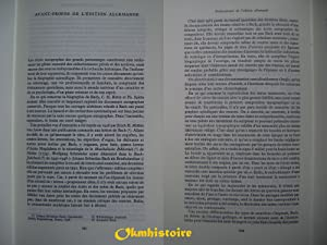 Les Écrits de Jean-Sébastien Bach. Présentés et Commentés. Édition Critique Intégrale.: BACH ( ...