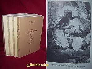 La vie d'un colon à la Martinique au XIXème siècle . -- Série ...