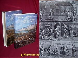 Nouvelle Histoire de Paris ] - PARIS AU TEMPS DE LOUIS XIV ( 1660 - 1715 ): DETHAN ( Georges )