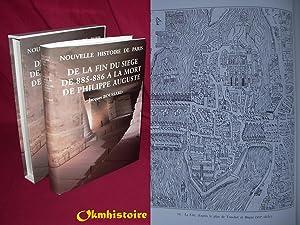 Nouvelle Histoire de Paris ] - DE: BOUSSARD ( Jacques