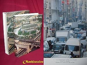 Nouvelle Histoire de Paris ] - PARIS , HASARD ou PRÉDESTINATION: BAUJEU-GARNIER ( Jacqueline...