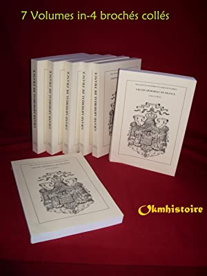 GRAND ARMORIAL DE FRANCE - Catalogue général: JOUGLA DE MORENAS