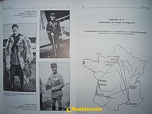 Historique de la 7e escadre de chasse et des dix escadrilles qui l'ont constituée. 1912 - ...