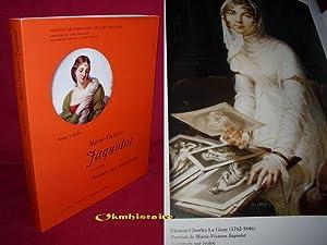 MARIE-VICTOIRE JAQUOTOT . ----- 1772-1855. Peintre sur porcelaine: LAJOIX ( Anne )