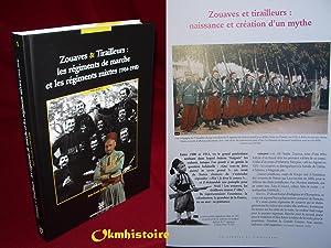 ZOUAVES & TIRAILLEURS : Les régiments de: LARCADE ( Jean-Louis