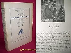 INVENTAIRE DU FONDS FRANCAIS . Graveurs du XIXe siècle -------- Volume 4 ( Cabane - Cic&...