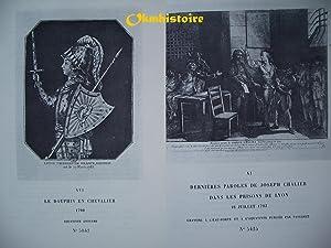 Un siècle d'histoire de France par l'estampe : 1770-1871 , collection de Vinck ---...