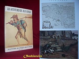 LES AVENTURES DE JEAN CONAN - AVANTURIO AR CITOIEN JEAN CONAN ----- Mémoires oubliés ...