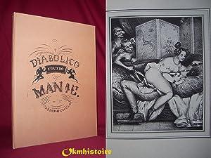 DIABOLICO-FOUTRO-MANIE.: DEVERIA ( Achille ) [ Presentation de Jacques Duprilot ]