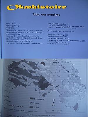 Carte archéologique de la Gaule --------- 61 - L'ORNE: BERNOUIS ( Philippe )