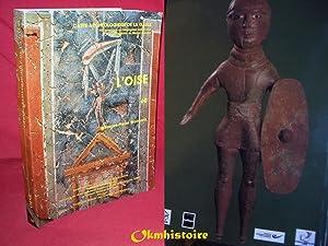 Carte archéologique de la Gaule --------- 60 - OISE: WAMANT ( Georges Pierre )