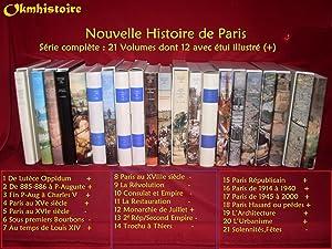 Nouvelle Histoire de Paris] - Série complète: DUVAL ( Paul-Marie