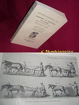 Domaines et seigneurs en Russie vers la fin de XVIIIe siècle . -- Etude de structures ...