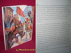 Petits Formats. Exhibition : December 1967 - January 1968: Galerie Beyeler Basel