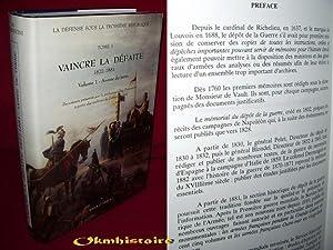 La défense sous la IIIe République. ------- Tome 1 Vaincre la défaite ( 1872-...