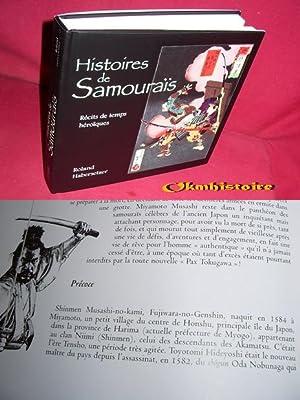 """Histoires de samouraïs : Récits de temps héroïques [ """" Les Paladins du..."""