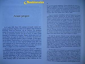 Avénement d'Henri IV, quatrième centenaire -------- Colloque 1 ( Coutras 1987 ) ...