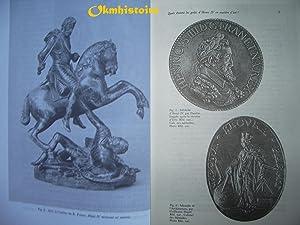 Avénement d'Henri IV, quatrième centenaire - 5 Volumes sous étui toil&...