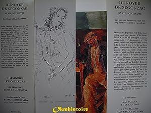 André DUNOYER DE SEGONZAC, sa vie, son oeuvre: KYRIAZI ( Jean Melas )
