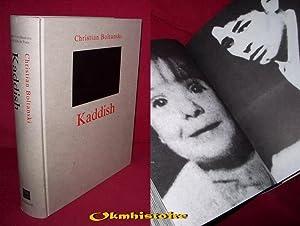 """KADDISH [ à l'occasion de l'Exposition de Christian Boltanski """"Derniè..."""