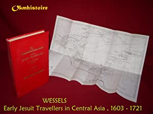 Early Jesuit Travellers in Central Asia , 1603 - 1721