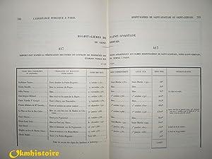 L'Assistance publique à Paris pendant la Révolution ------ Tome 3 - Les Hô...