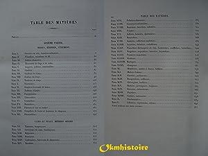 Les métiers et corporations de la ville de Paris XIVe-XVIIIe ------- TOME 2 : Orfè...