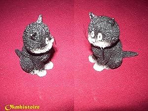 """Pagnol ------------- 1 Volume broché + 1 Figurine résine """"Chat Dubout """": ..."""