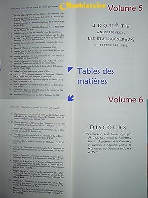 La Révolution Française et l'émancipation des Juifs .: Assemblée ...