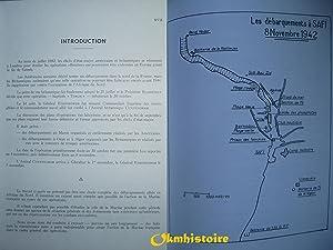 """LES DÉBARQUEMENTS ALLIÉS EN AFRIQUE DU NORD - Novembre 1942 """" ------------- [ 2&..."""