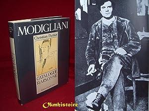 MODIGLIANI - Catalogue raisonné. Dessins Aquarelles. ---------: PARISOT ( Christian