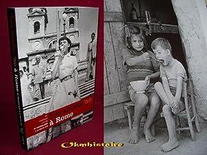 Les années cinquante à Rome: Collectif