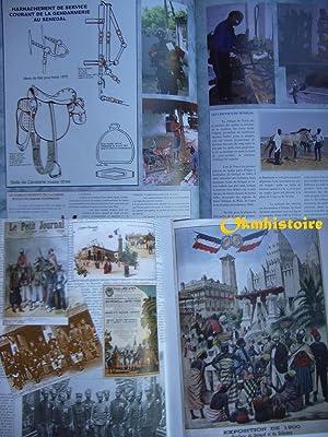 Des Spahis sénégalais à la Garde Rouge.: ROSIÈRE ( Pierre )