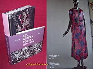 LES ANNÉES FOLLES 1919-1929: Sophie Grossiord & Mie Asakura & Mireille Beaulieu & ...