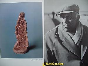 Georges Braque. Sculptures.: VALLIER ( Dora ) [ Introduction de ] [ Galerie MAEGHT ] [ Georges ...