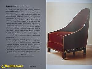 Jacques Emile Ruhlmann ------ + 1 Cédérom: CAMARD ( Florence )