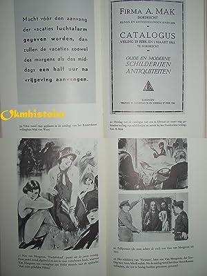 Kunsthandel in Nederland . 1940 - 1945: VENEMA ( Adriaan )
