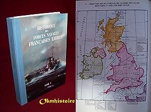 HISTORIQUE DES FORCES NAVALES FRANÇAISES LIBRES ---------: CHALINE ( Émile