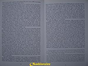 Les Heures de Marguerite d'Orléans -------- Reproduction intégrale du calendrier...