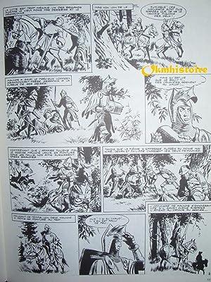 Le chevalier Blanc : L'OMBRE DU GLAIVE ----- [ suivi d'un épisode de Luc et ...